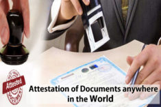 document attestation