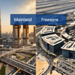 Difference between Mainland and Freezone uae