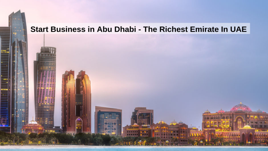 How to Start a Business in Abu Dhabi