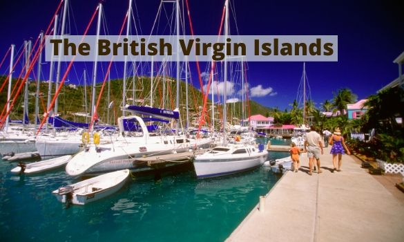 The British Virgin Islands offshore company