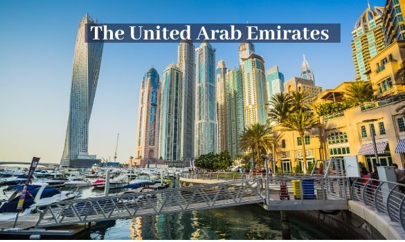 The United Arab Emirates offshore company