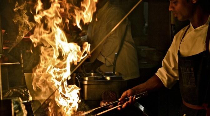 Nezesaussi Grill – Manzil Downtown Dubai