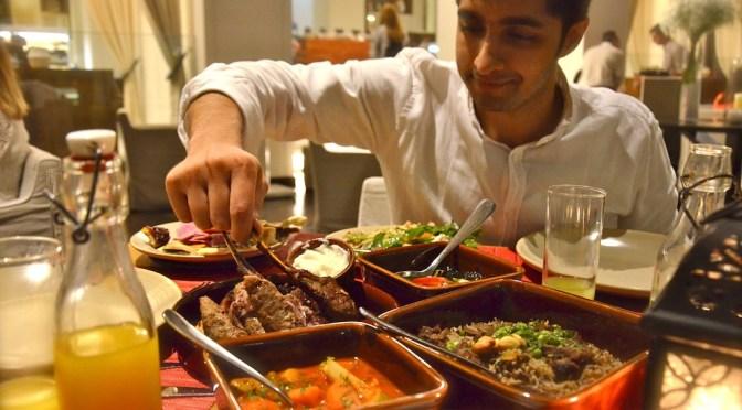 3in1 – Vida Downtown Dubai – Iftar