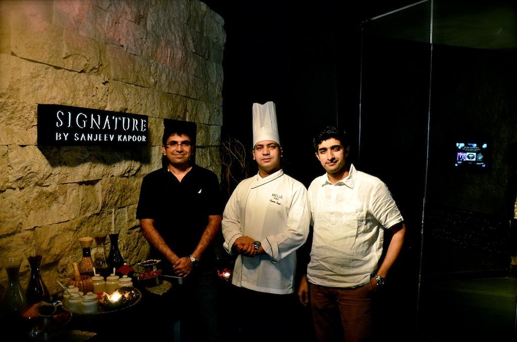 Signature by Sanjeev Kapoor - Melia Hotel - Bur Dubai