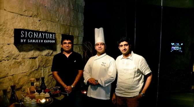 Signature by Sanjeev Kapoor – Melia Hotel – Bur Dubai