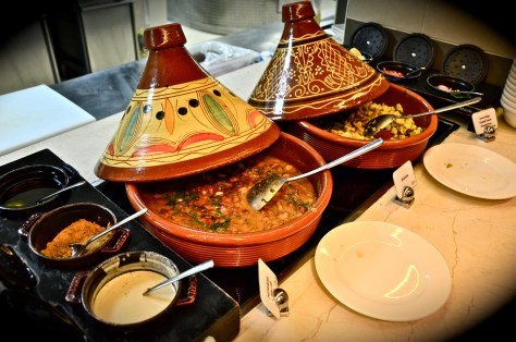 Arabic breakfast at Afya