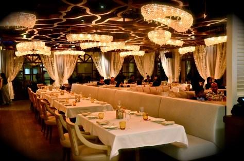 Punjab Grill interiors