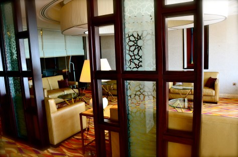 Executive Lounge - interiors