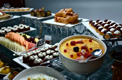 Desserts at Dhs 170 Iftar buffet at Meydan Hotel