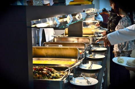 Mains at Dhs 170 Iftar buffet at Meydan Hotel