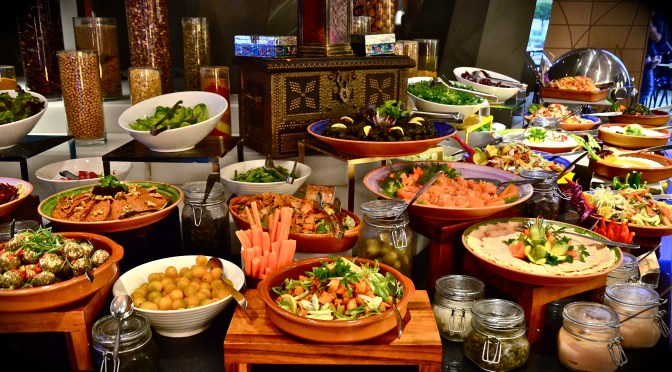 Amasi Lounge – Emirates Golf Club – Iftar 2016