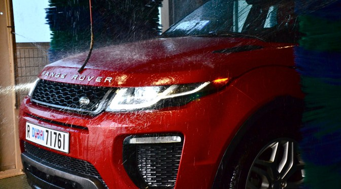 Range Rover Evoque HSE Dynamic 2016 – AED 269,000