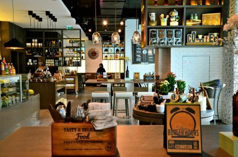 Cafe 302 - Interior