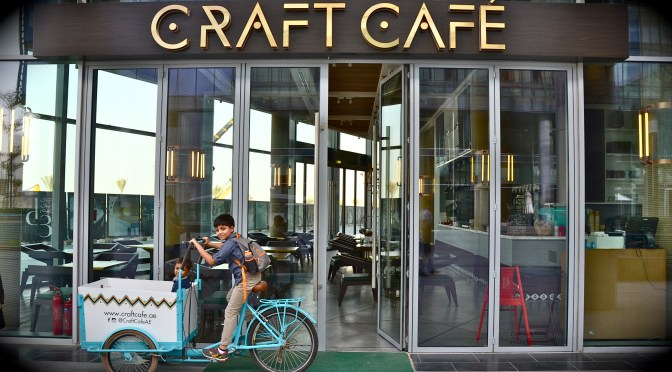 Craft Cafe – Dubai Design District