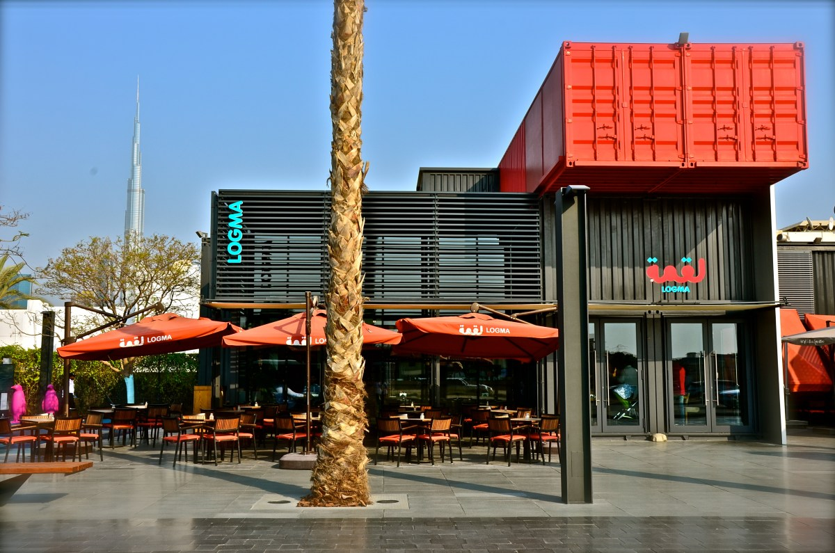 Logma - BoxPark Dubai
