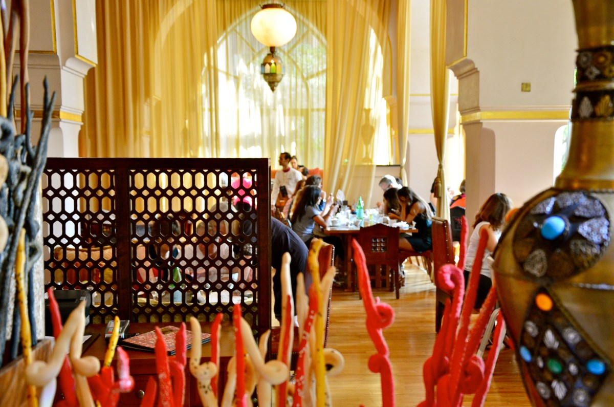 Ewaan - The Palace Downtown Dubai - Friday Brunch - AED 325