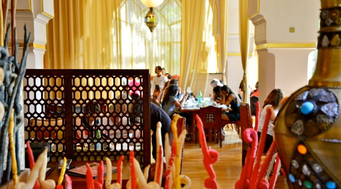 Ewaan – The Palace Downtown Dubai – Friday Brunch – AED 325