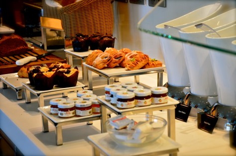 Club Rotana Breakfast