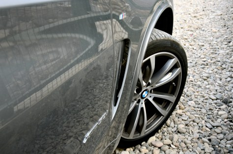 "19"" M light alloy wheels Double-spoke style 467 M with mixed tyres as a part of M sport package"