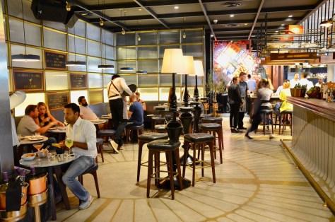 Bazxar DIFC - Interiors