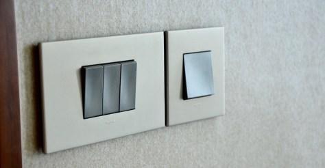 Club Junior Suite Elegant Switches