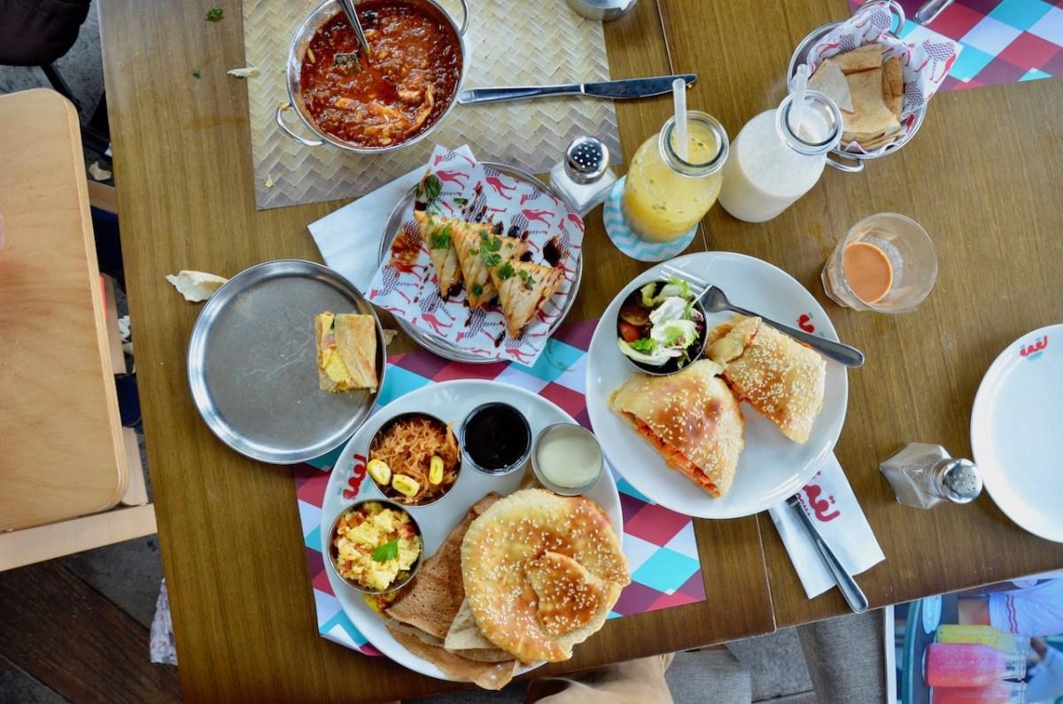Logma - BoxPark - Breakfast