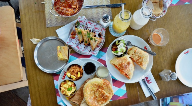 Logma – BoxPark – Breakfast