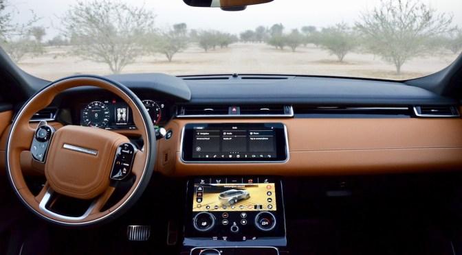 Range Rover VELAR R-DYNAMIC HSE – AED 450,345