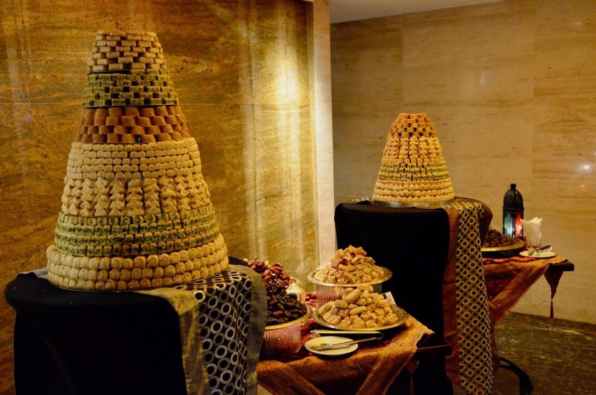 Iftar at Park Regis Kris Kin Dubai - AED 139