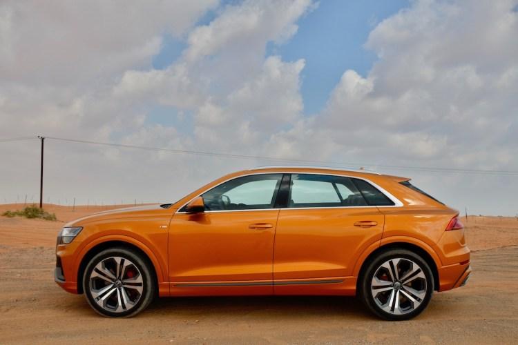Audi Q8 30 55 Tfsi Quattro Tiptronic Aed 384000 Dubaicravingscom