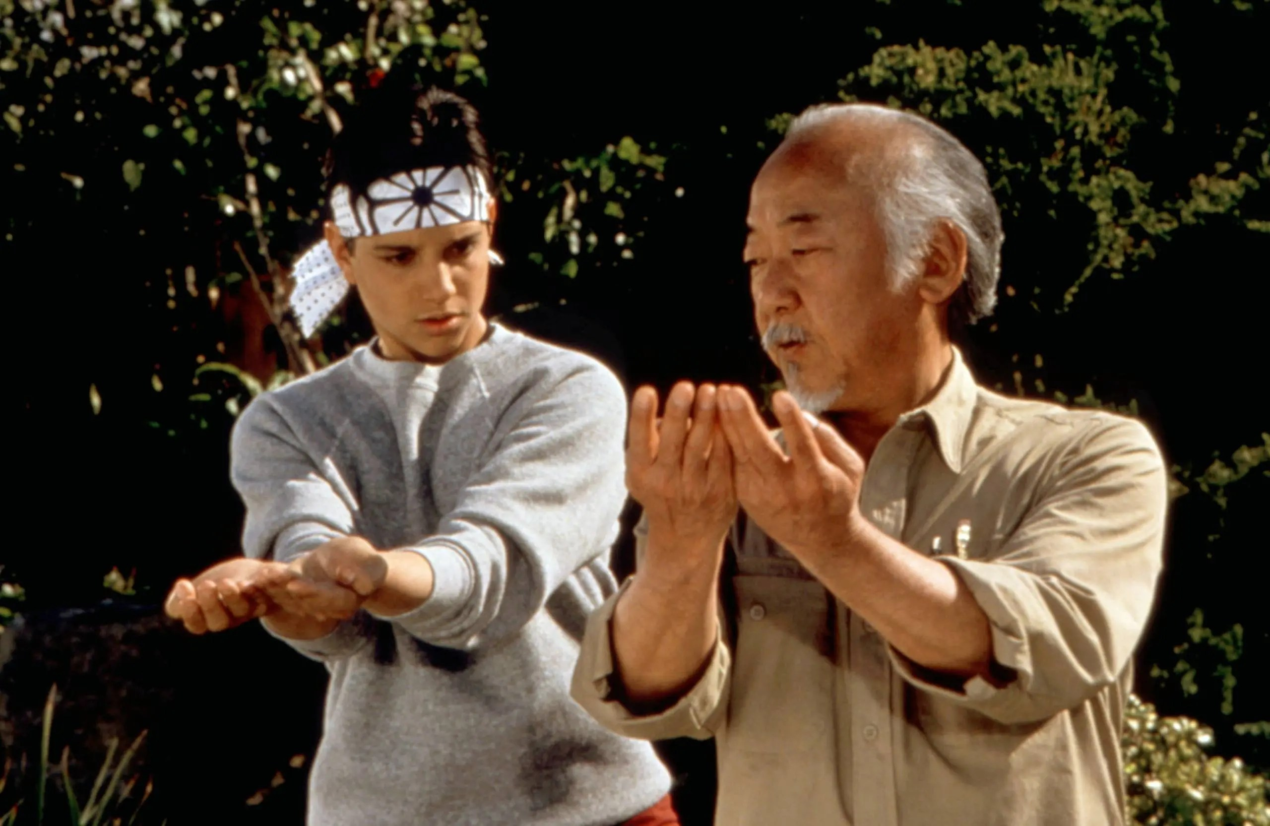 RUNNING BIOMECHANICS AND THE WISDOM OF A 1980S KARATE MASTER
