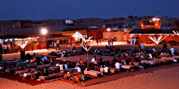 Evening Desert Safari