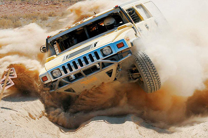 Hummer Desert Safari Safari Deals