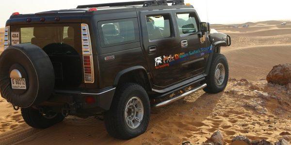 Hummer Desert Safari Tour