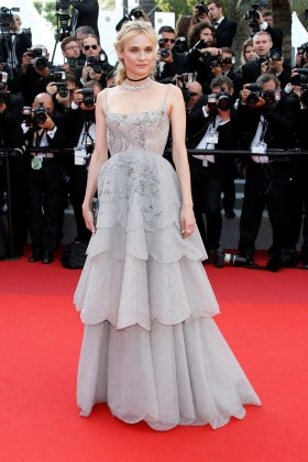 14 Diane Kruger CANNES FESTIVAL DUBAI FASHION NEWS