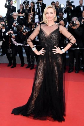 3 Charlize Theron CANNES FESTIVAL DUBAI FASHION NEWS