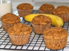 CARROT & BANANA MUFFINS DUBAI FASHION NEWS #DFN FOOD