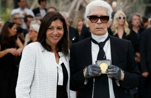 KARL LAGERFELD CHANEL DUBAI FASHION NEWS