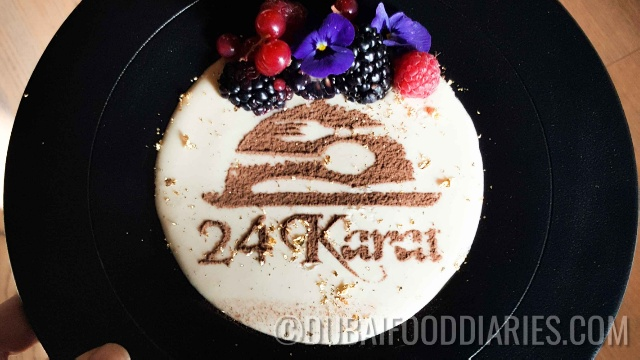 24 Karat magic at Marriott al Jaddaf, Oud Metha