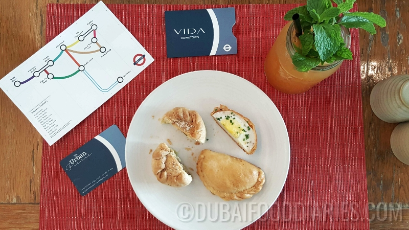Best of Brits Brunch at Vida Downtown