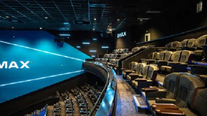 Cinemas inside malls in Abu Dhabi