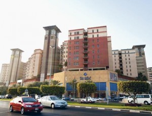 Al Ghurair City on Al Rigga Road, which also becomes a centre of activities during the annual Dubai Shopping Festival.
