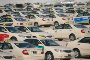 Hundreds of special taxis to serve Metro commuters