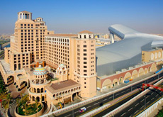PARKING PLAN: Mall of the Emirates is retaining free parking for customers at weekends.