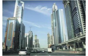 Office rents in Dubai have declined 13 per cent in the third quarter of 2009 compared to the previous quarter due to increased supply of office space in the emirate, said Asteco. (EB FILE)