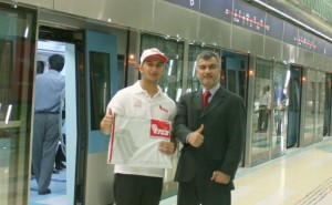 TCS Express is the latest courier firm to introduce Dubai Metro into its delivery channels in the United Arab Emirates.