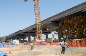 Infrastructure projects are on the rise across the GCC and will need funding