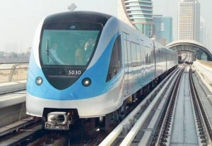 *  The RTA expects the number of passengers using the Metro to increase from an average 80,000 per day to 140,000.     * Image Credit: Hadrian Hernandez/Gulf News