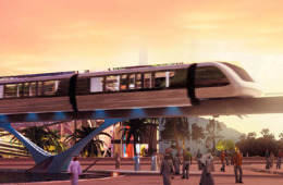 KEO International Consultants has been awarded the contract by Saudi Oger Ltd. to design the monorail.