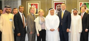 Mattar Al Tayer meeting with the American delegation.
